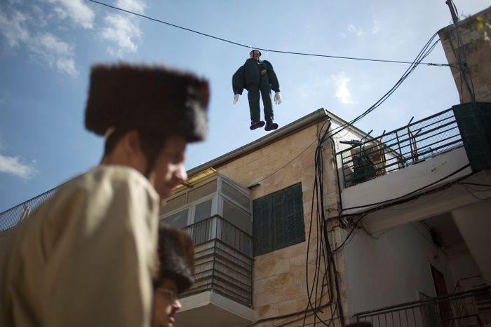 (AP Photo / Ariel Schalit)