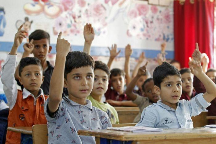 AHMAD ABDO (AFP)