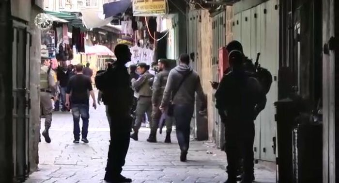 Police arrest 2 suspects in Old City terror attack