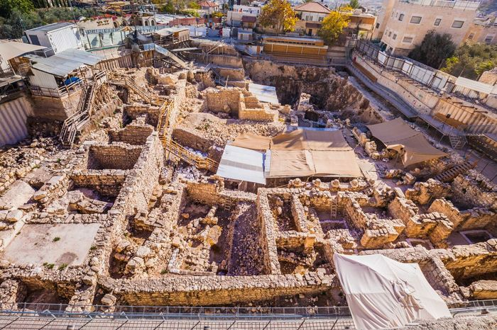 Kobi Harati, City of David