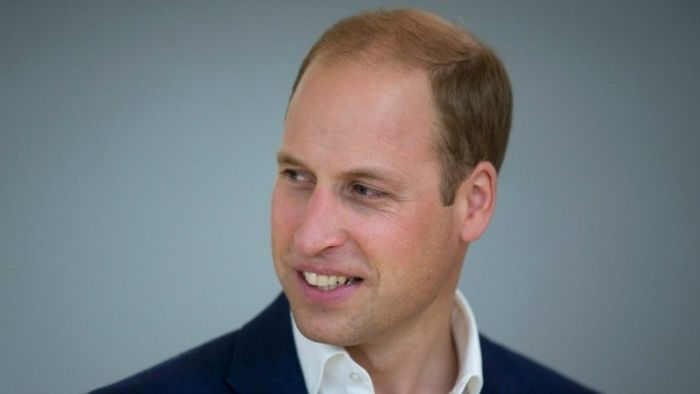 Prince William Makes Historic Visit To Jordan