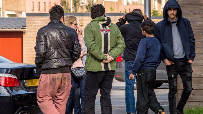 Collomb veut obtenir plus du Royaume-Uni sur les migrants de Calais