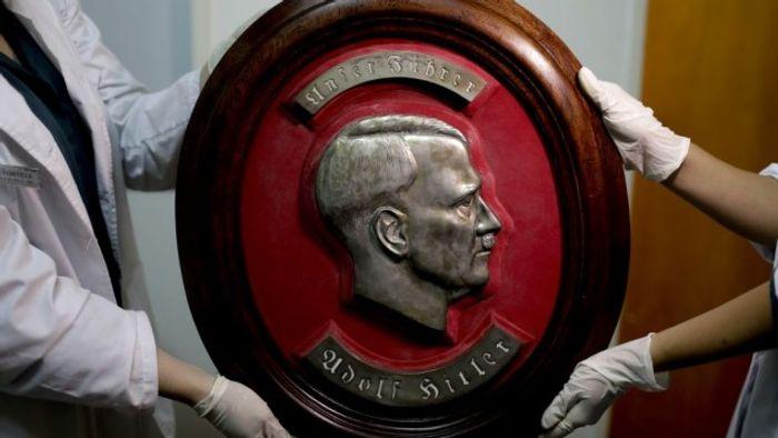 Buenos Aires Des artéfacts nazis découverts en Argentine