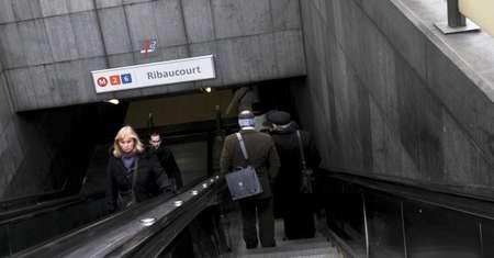 Bruxelles métro