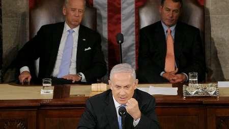 Netanyahou s'adresse au Congrès américain