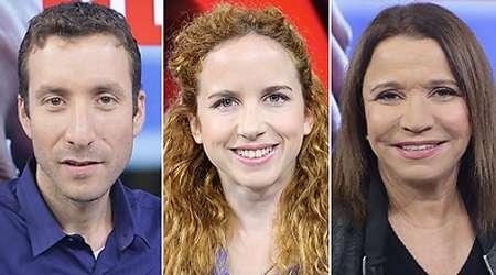 Les militants sociaux grands vainqueurs des primaires for Koi 9 en israel