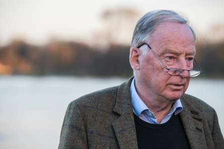 Alexander Gauland said the AfD would focus on its platform at the party congress this week in Hanover. ( John MACDOUGALL (AFP) )