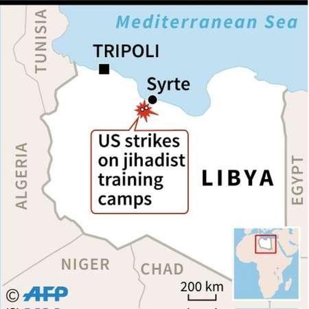 Libya ( Laurence SAUBADU, Simon MALFATTO (AFP) )