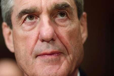Robert Mueller photographié à Washington le 16 mai 2013  ( CHIP SOMODEVILLA (GETTY IMAGES NORTH AMERICA/AFP) )