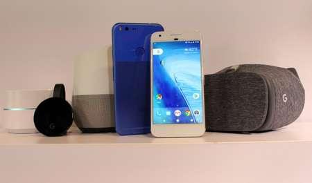 هواتف غوغل الذكية