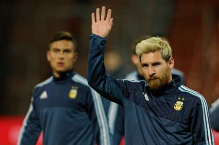 Lionel Messi missed Argentina's World Cup qualifiers against Peru and Paraguay ( Andres Larrovere (AFP/File) )