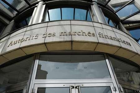 بورصة باريس في 2 حزيران/يونيو 2014 ( اريك بيارمون (اف ب/ارشيف) )