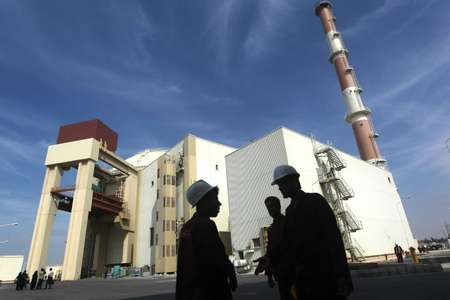 The landmark 2015 deal curbed Iran's nuclear ambitions in return for the relaxing of punishing sanctions  ( MAJID ASGARIPOUR (MEHR NEWS/AFP/File) )