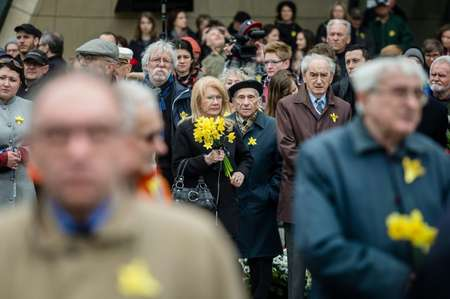 Poland marks 75th anniversary of uprising at Warsaw Ghetto
