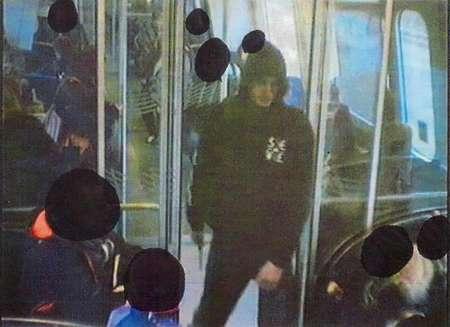 صورة نشرتها الشرطة الدنماركية في 2013 لرجل يشتبه انه منفذ الهجومين في كوبنهاغن ( الشرطة الدنماركية/اف ب )