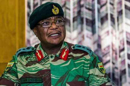 Zimbabwe's army chief General Constantino Chiwenga warned President Robert Mugabe to