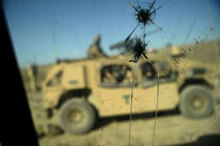 Analysts have presented a grim assessment of the Afghan war, 17 years after it started ( WAKIL KOHSAR (AFP/File) )