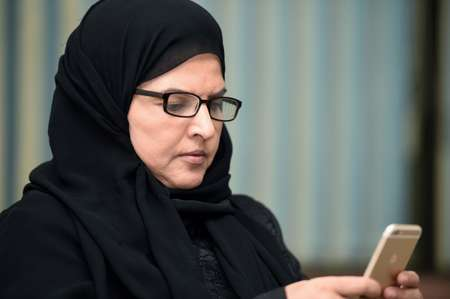 Saudi activist and campaigner Aziza al-Yousef was among the seven women's rights champions arrested ( FAYEZ NURELDINE (AFP) )
