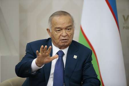Uzbek President to be buried in home city