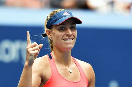 Angelique Kerber (pictured) of Germany became the new world number one for the first time after Serena Williams lost top spot on September 8, 2016, after a run of 186 weeks ( Jewel Samad (AFP/File) )