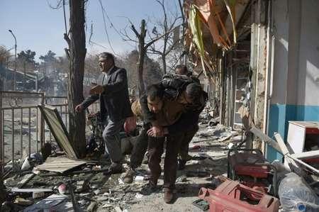 95 dead, 158 injured in Kabul blast