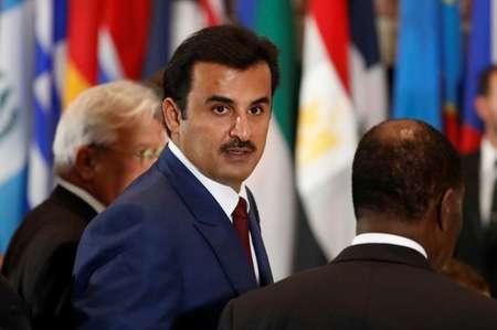 أمير قطر تميم بن حمد بن خليفة آل ثاني