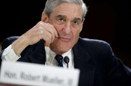 Robert Mueller, le 19 juin 2017 à Washington ( SAUL LOEB (AFP/Archives) )