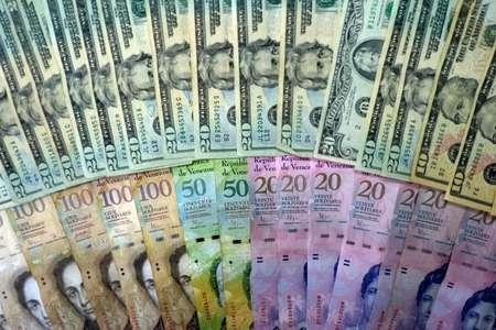 العملية الفنزويلية مقابل الدولار