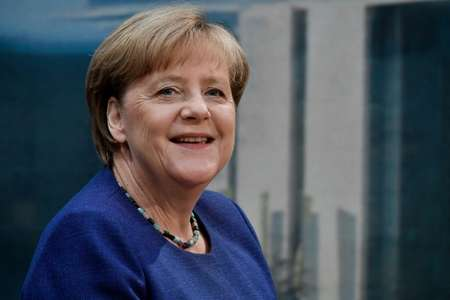 Having fended off turbulence over immigration, German Chancellor Angela Merkel is on course for re-election ( John MACDOUGALL (AFP) )