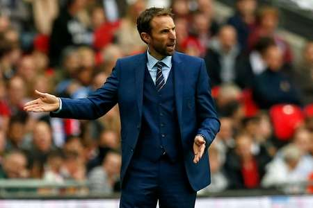Gareth Southgate won his first match in charge as England interim manager ( Ian Kington (AFP) )