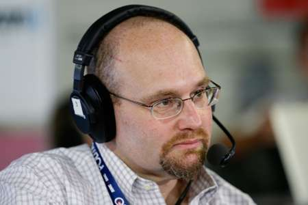 The New York Times has suspended Glenn Thrush, pictured in July 2016, following allegations of sexually inappropriate behavior that the newspaper said were