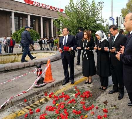 Hakan Goktepe (TURKISH FOREIGN MINISTRY/AFP)