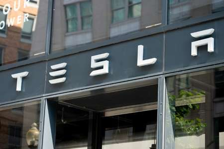 Tesla could become a private company and delist from the stock market under a proposal from CEO Elon Musk, which would take the company out of the spotlight but also limit its ability to raise capital ( SAUL LOEB (AFP/File) )
