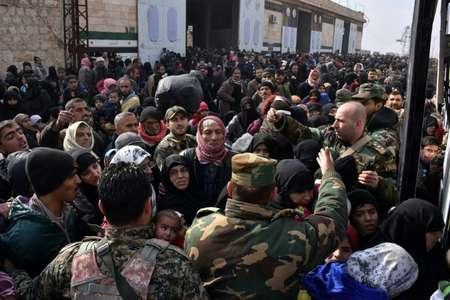 جماهير سورية