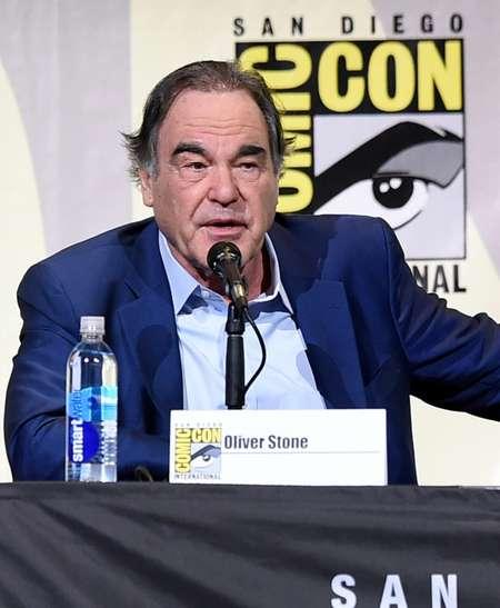 Oliver Stone said his film