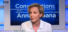 France/Loi asile-immigration: la vice-présidente des Républicains s'insurge