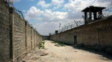 Une prison d'Alep, le 22 mai 2014