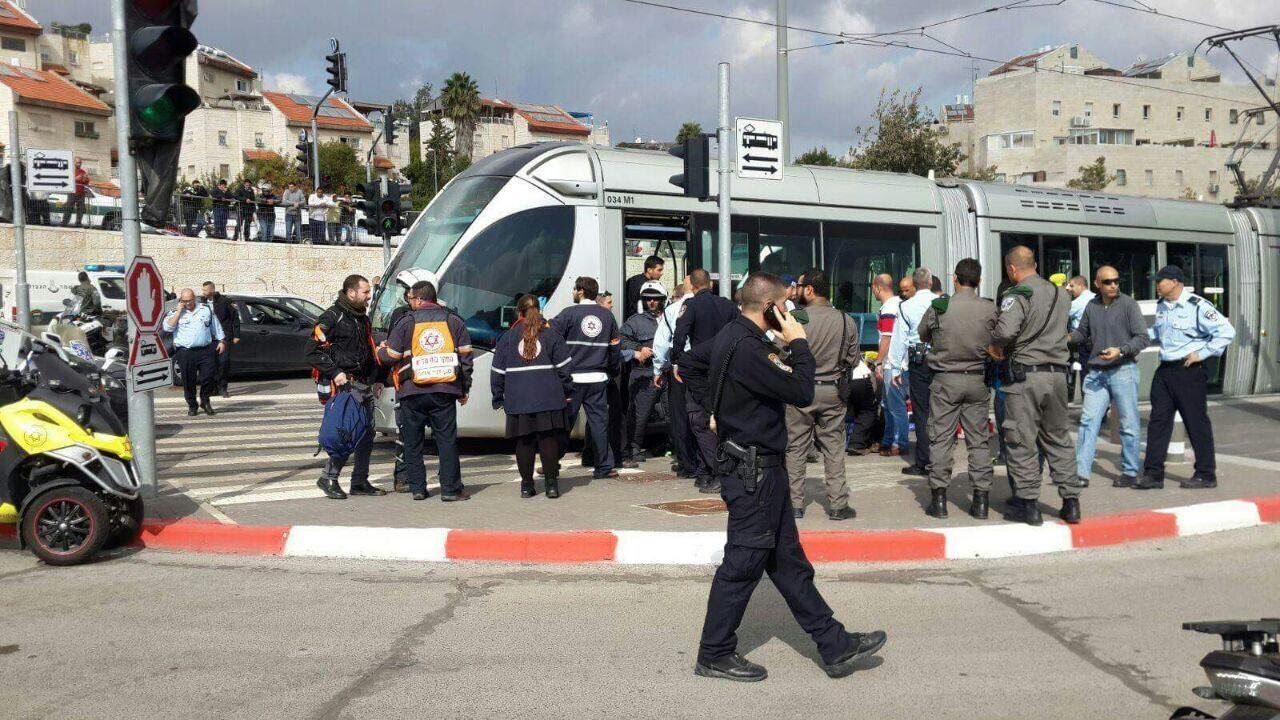 Jerusalem stabbing victim identified as Hannah Bladon