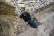 Archaeologists unearth section of Western Wall, Roman theater after 1,700 years