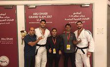 Deux nouvelles médailles israéliennes dans le grand tournoi de judo à Abou Dhabi