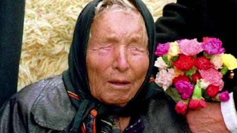 بابا فانغا - العرافة البلغارية العمياء
