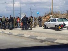 sraeli Border Police thwart attempted stabbing attack in the West Bank