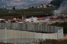 Israel Asks Us To Pressure Lebanon Over Hezbollah Tunnels Report