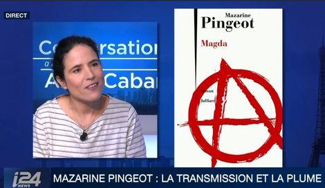 Mazarine Pingeot