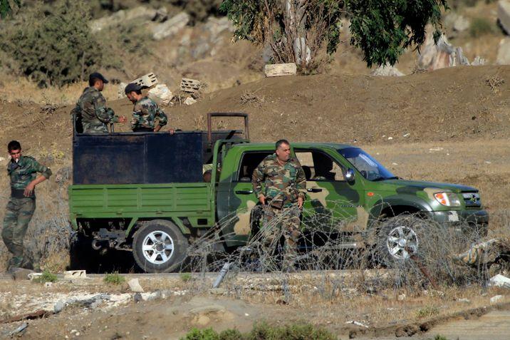 10.000 von Iran trainierte syrische Soldaten an Israels Grenze