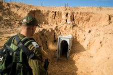 IDF helps prepare US troops for tunnel combat