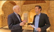Entretien avec André Azoulay, conseiller du roi du Maroc, au cœur d'Essaouira