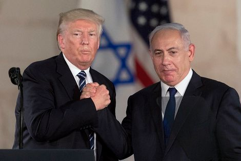Netanyahu says will weigh Trump peace plan on Israel's security interests