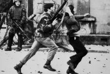 Four decades later, former British soldier charged over Bloody Sunday killings