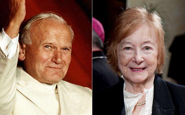 Jean i24NEWS une avec intense une Paul II amitié entretenu a 4dd1Hq